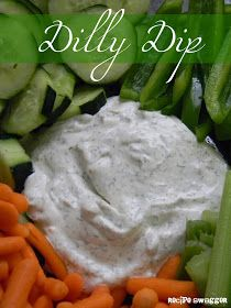 Recipe Swagger: Dilly Dip