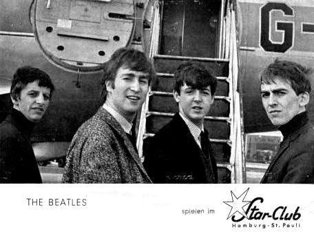 Beatles enroute to Star Club Hamburg Dec 62. | by kiwi photo lover