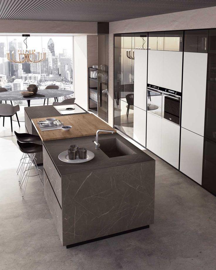 Dispensa cucina e piani di lavoro Cucinesse   Dispensa ...