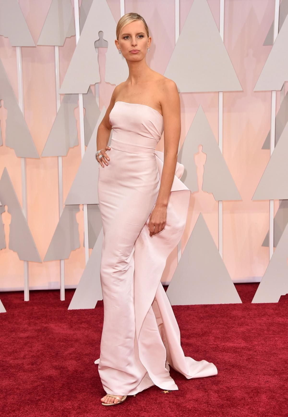 Roter Teppich 2015 Karolina Kurkova Photos Oscars 2015 Best And Worst Red Carpet