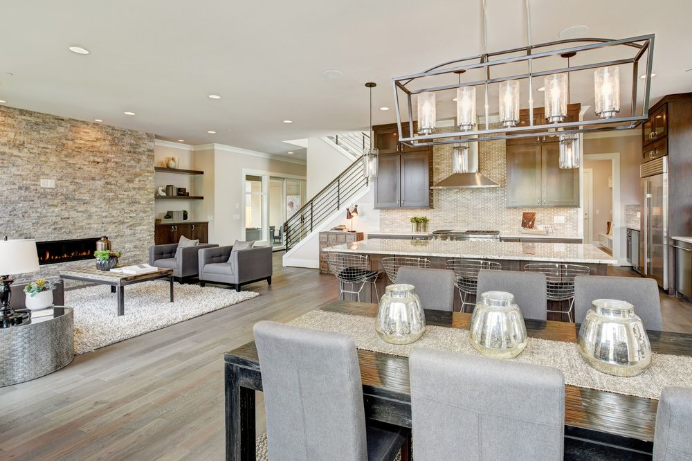 Discover Many Great Room Design Ideas For 2017 I Love These Open Concept Living Space In Open Concept Great