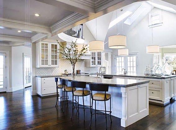 The modern home decor kitchen keuken interieur