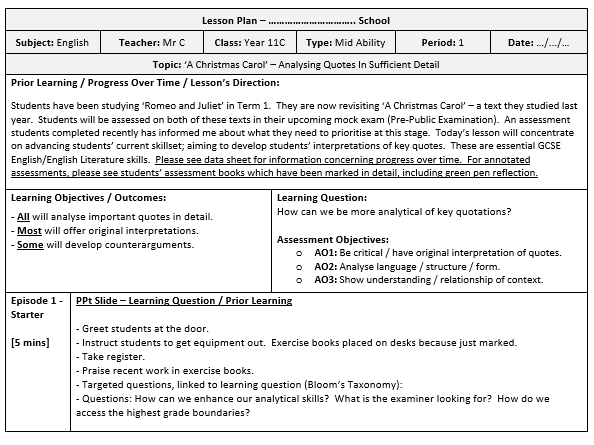 world language lesson plan template - image result for quotes power of questions in learning