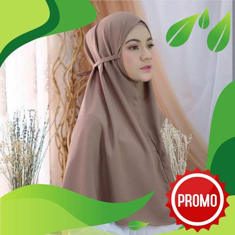 Jual Grosir Kerudung Bergo Maryam Jumbo Banjarbaru Hub 0822 2830 5450 Peniti