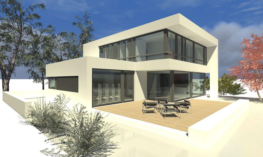 Architektur | Der a2 L-cube: ein Einfamilienhaus in ...