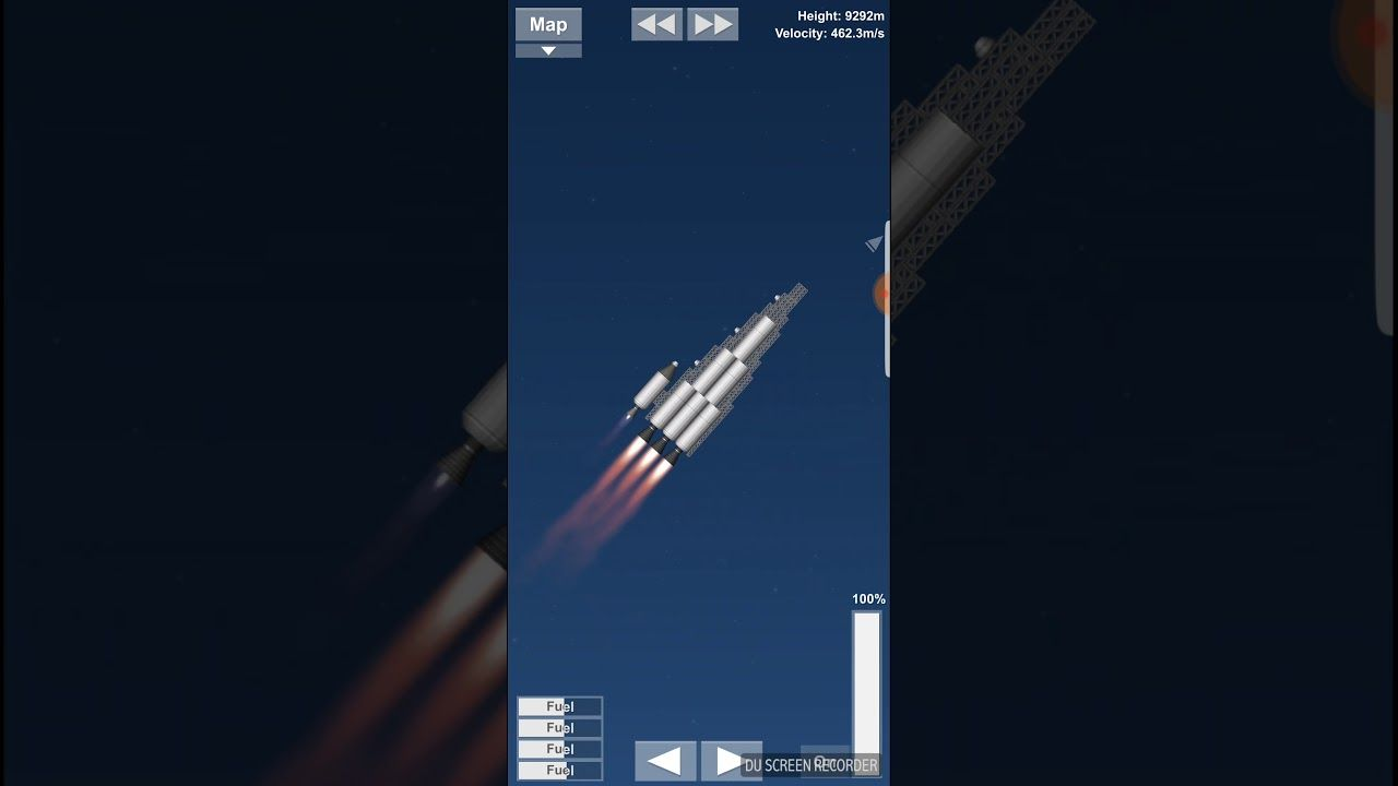 Making an Imperial Star Destroyer in Spaceflight Simulator