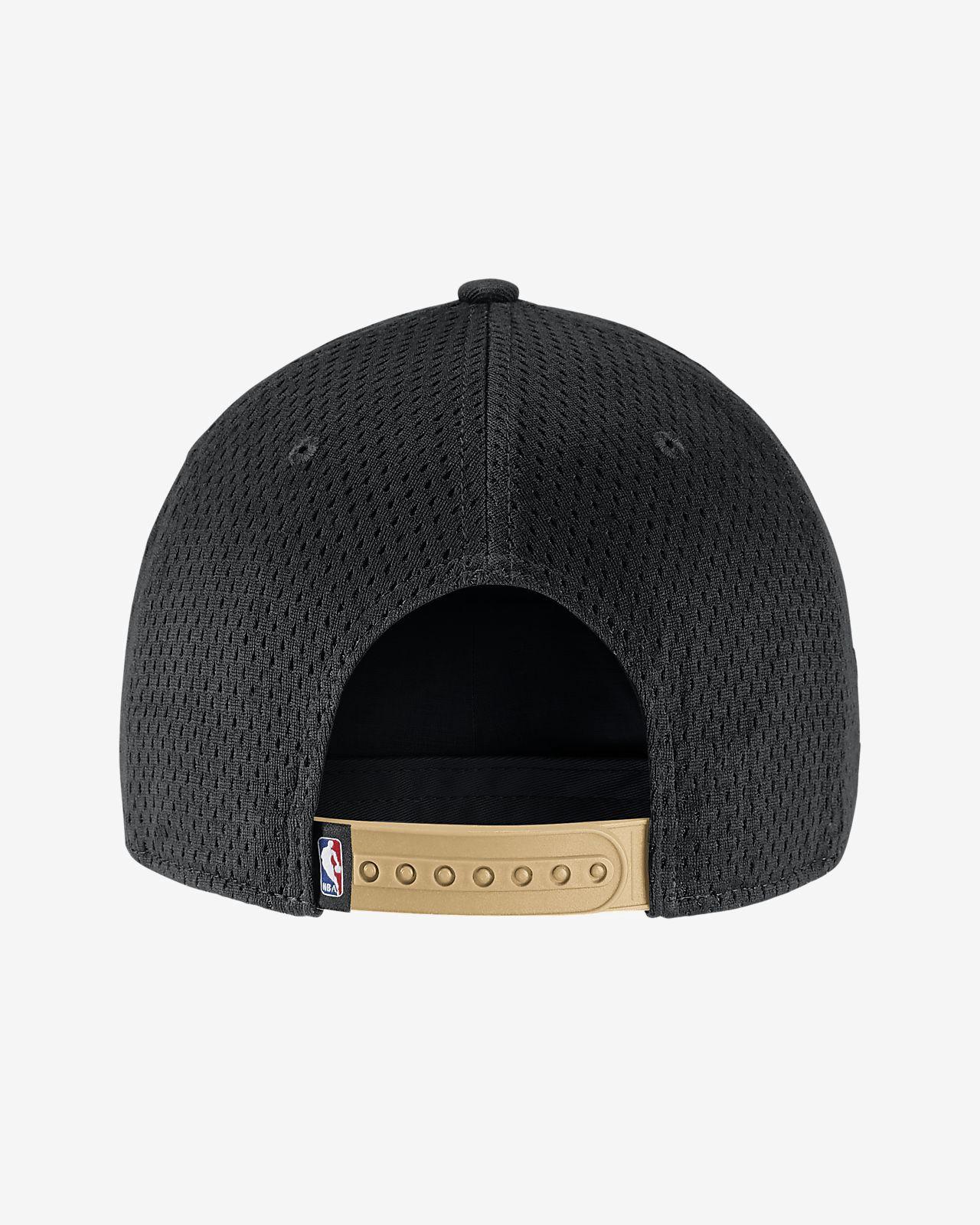cf0d5143c3d Nike Toronto Raptors City Edition Classic99 Unisex Nba Hat - Gold ...