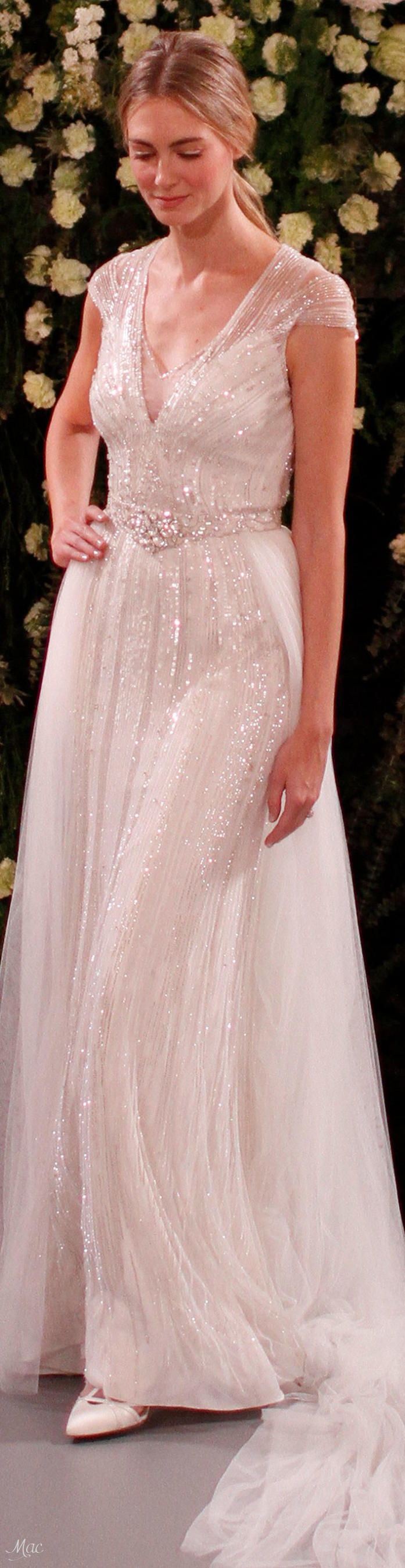 Spring 2019 Bridal Jenny Packham | Spring 2019 Bridal | Pinterest ...