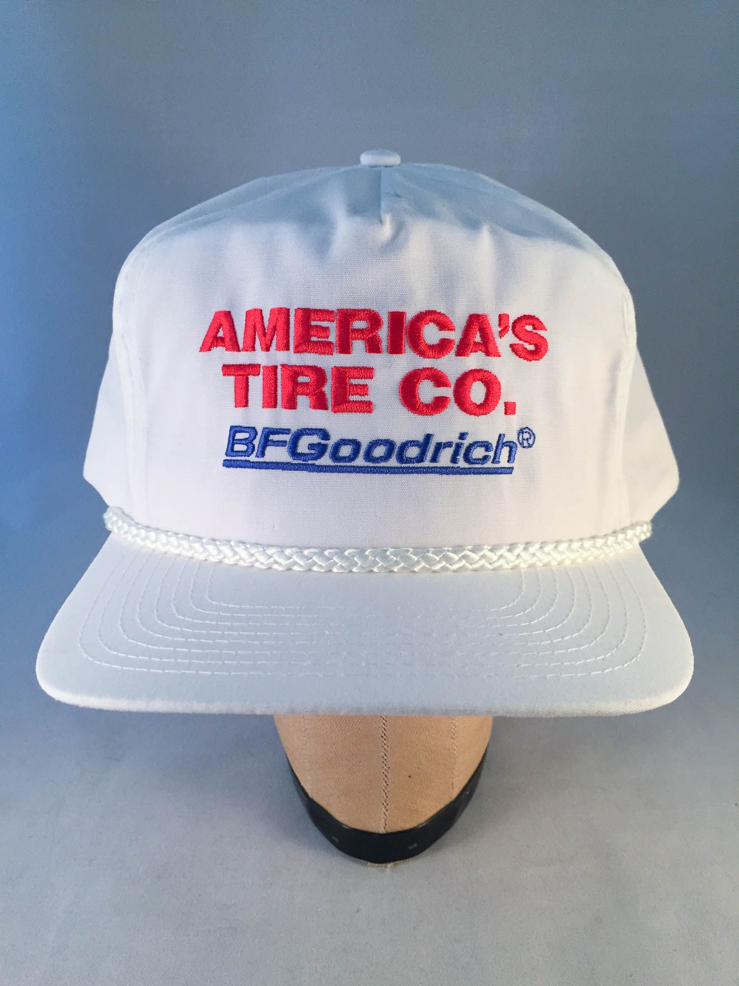 newest collection 64cc3 92c3e BF Goodrich America s Tire Co. Snapback Hat on Blamm.com  BFGoodrich   TruckerHat