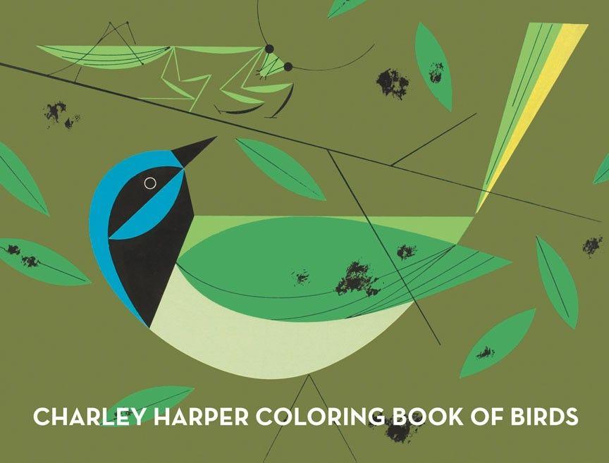 charley harper   Charley Harper   Pinterest   Pájaro, Pinturas y ...
