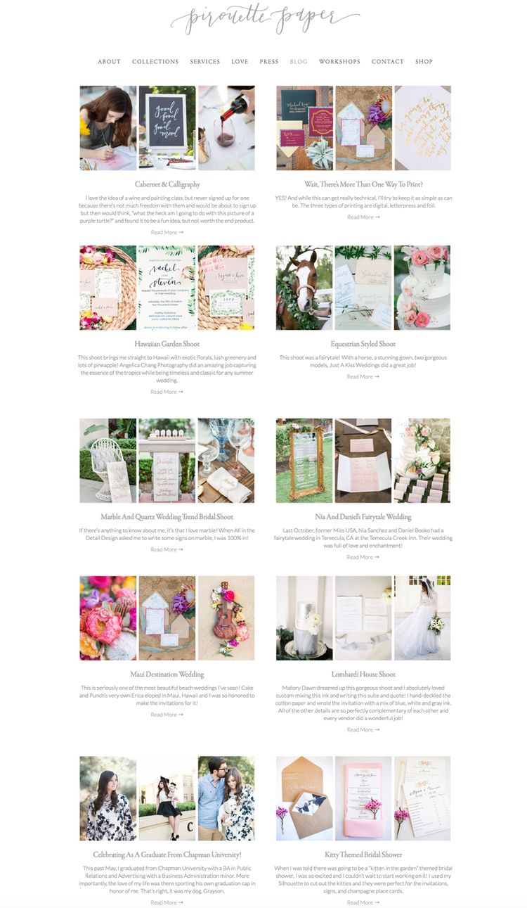 Pirouette Paper Company Website Launch Party The Editor S Touch Website Design Paper Companies Website Launch