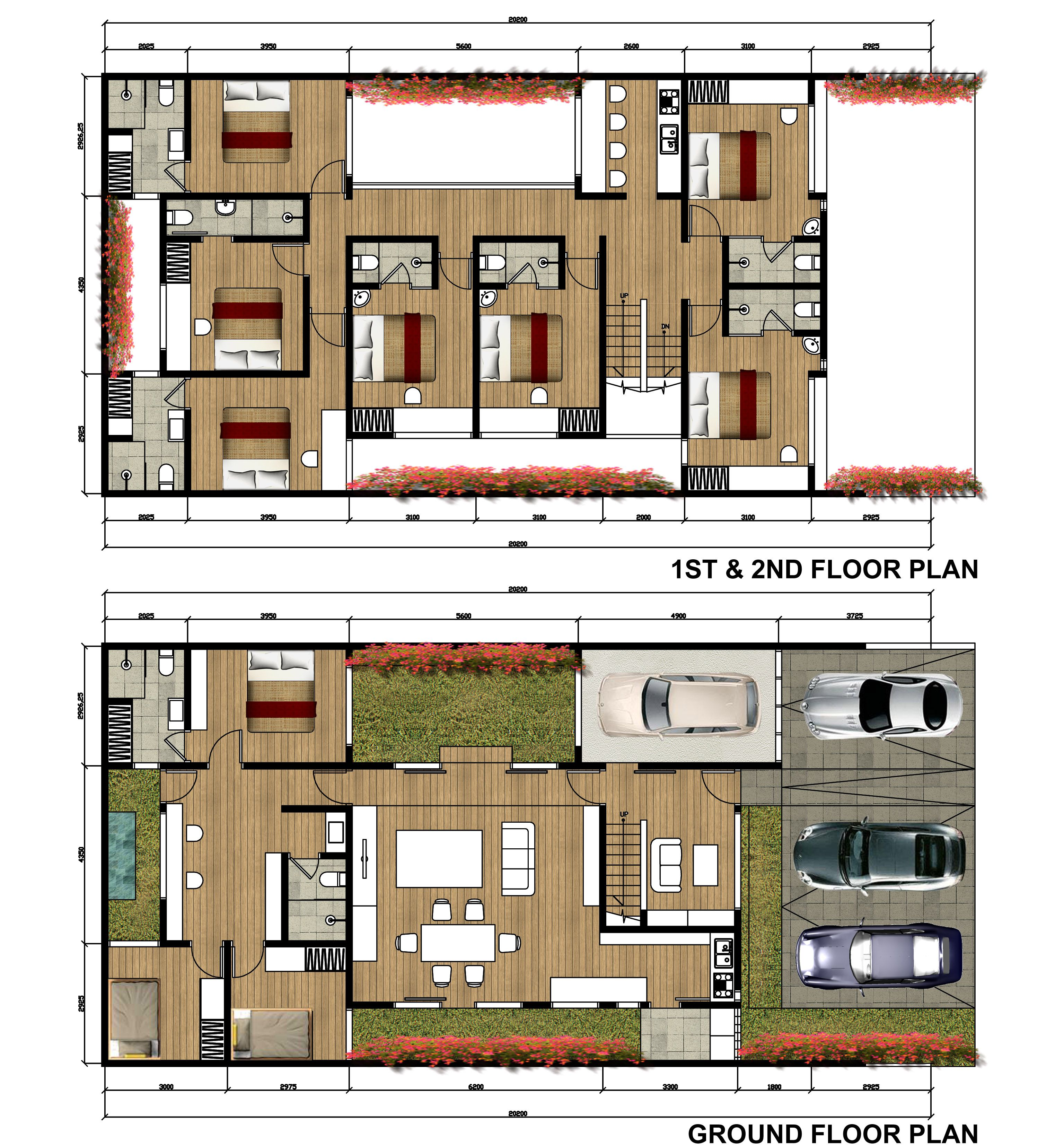 Creative Boarding House Plans Simple House Design House Layout