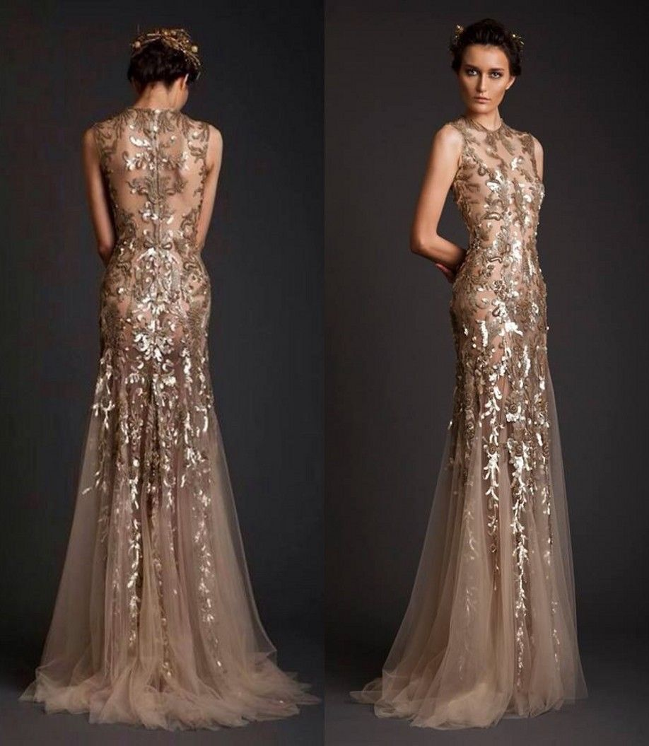 Evening dresses for engagement party