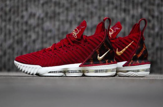 Get Ready For The Nike LeBron 16 King | Sneakers, Nike