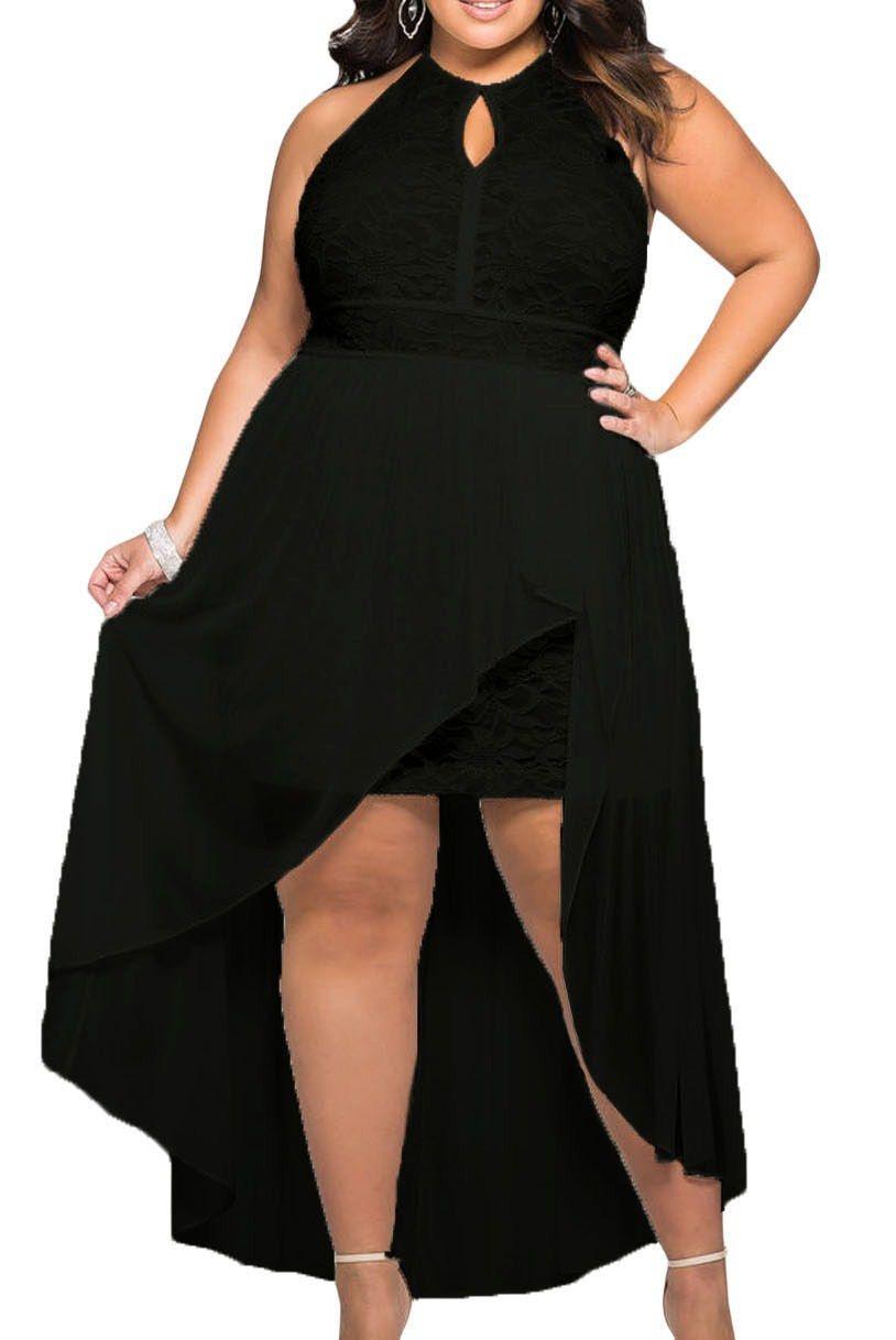 Robe femme noir chic