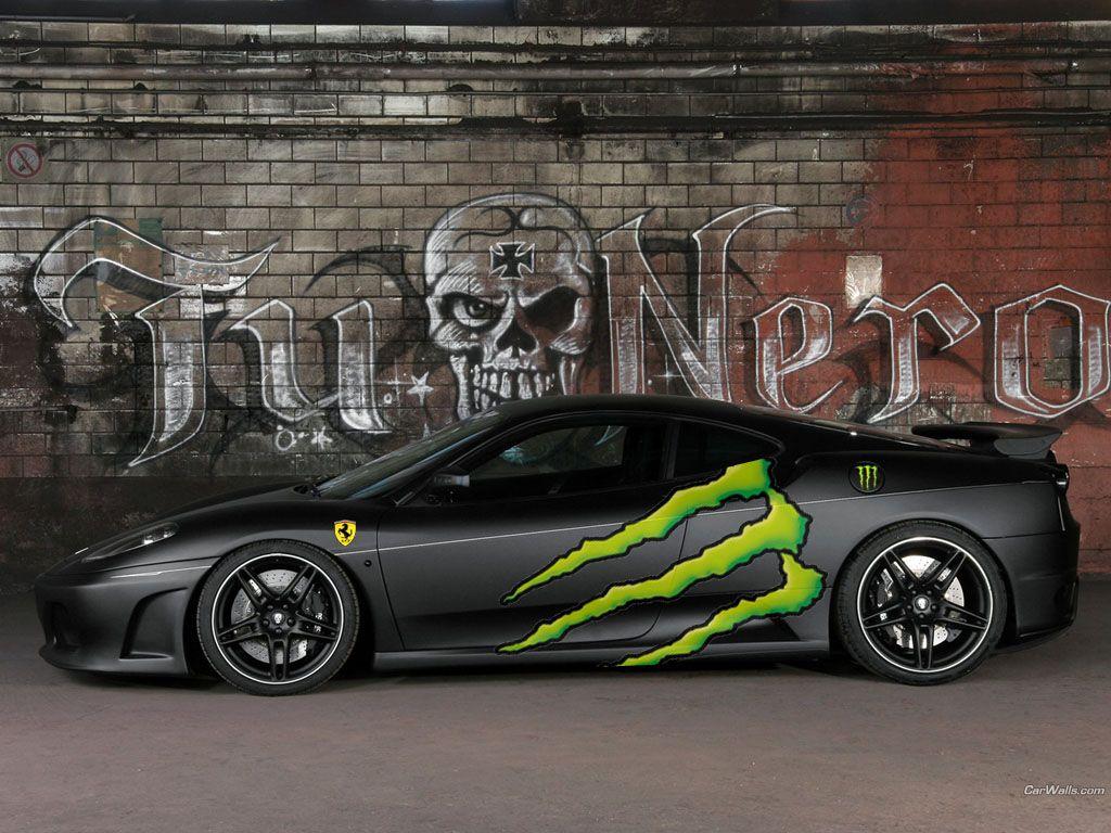 Car Wallpaper Ferrari Monster By Turkiye2009 Wallpapers Fondosdg