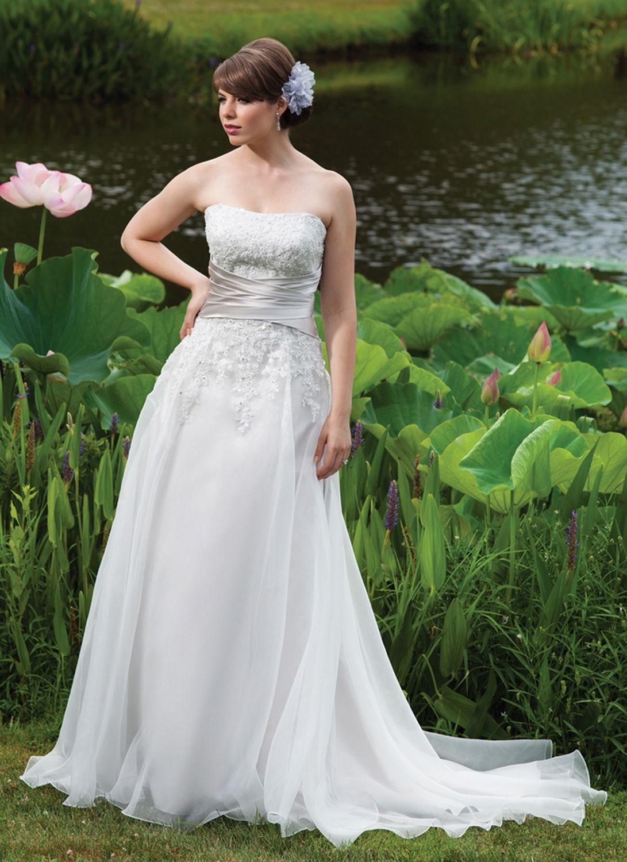 Sincerity Bridal Bridal Gown Style - 4546   Wedding Dresses <3 ...