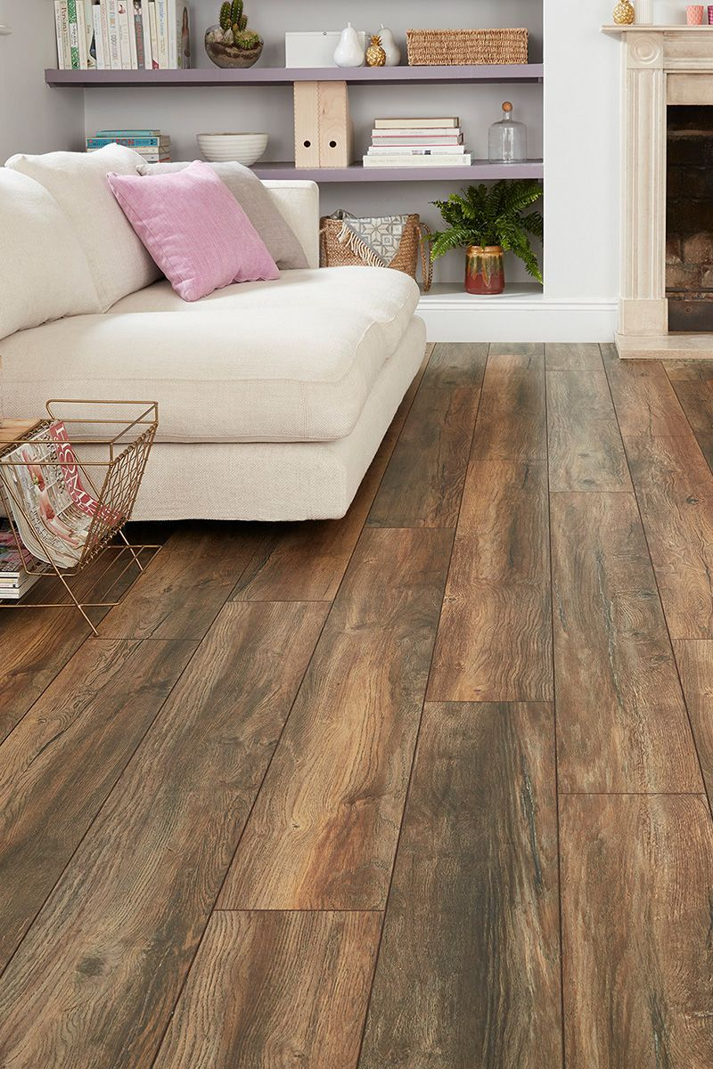 If You Want To Give A Room A Homely Feel Series Woods Professional 12mm Laminate Flooring Harbo Laminate Living Room Living Room Wood Floor Warm Wood Flooring