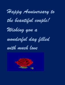 anniversary card template word excel pdf templates templates