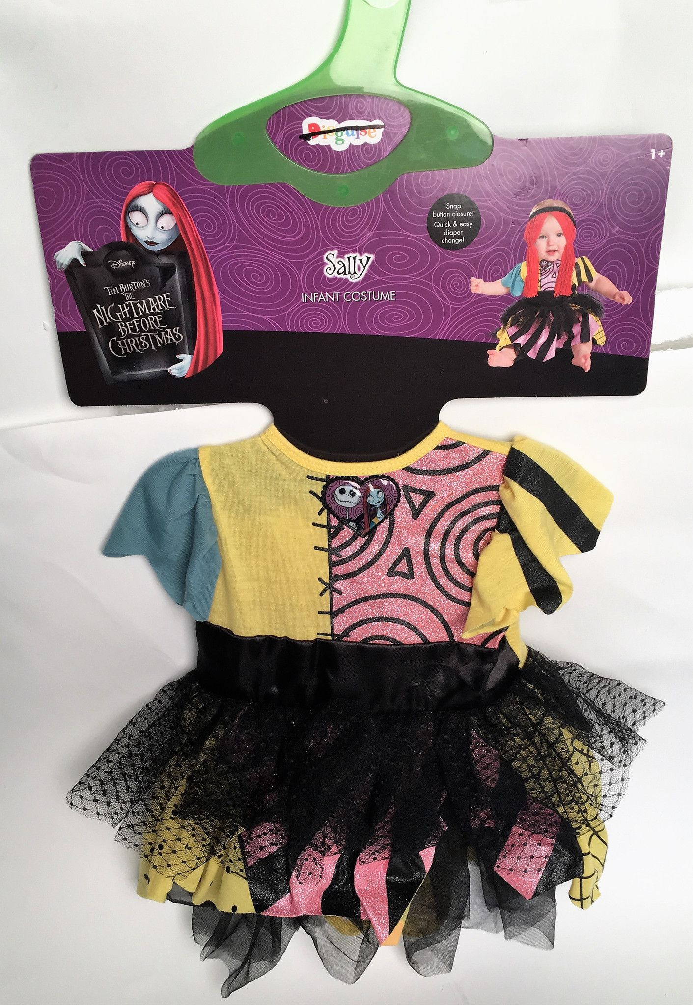 Nightmare Before Christmas Sally Infant Costume 12-18 Months in 2018 ...