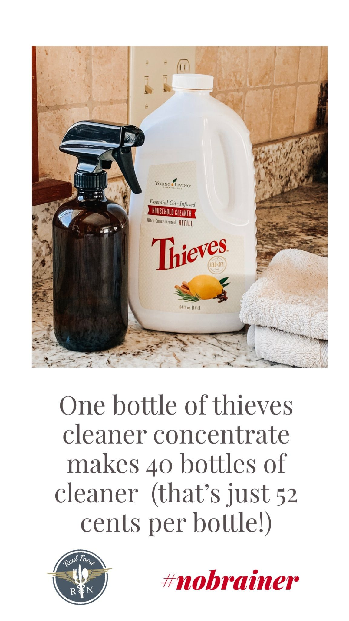 Thieves Household Cleaner Thieves household cleaner