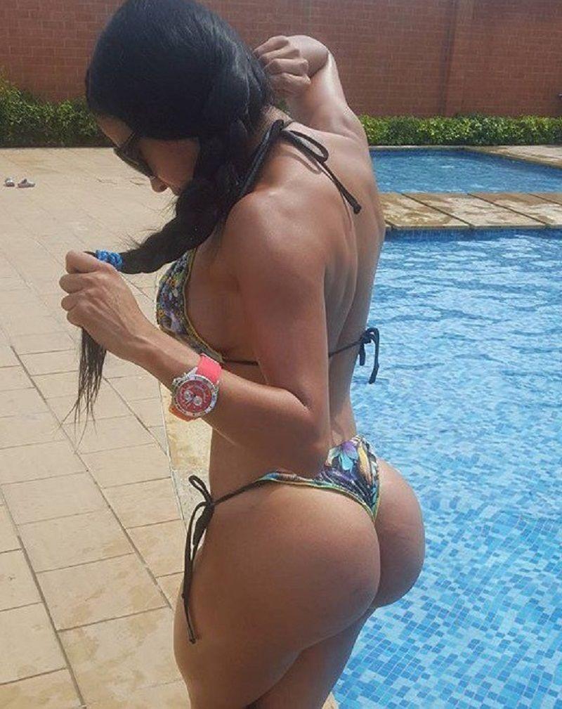 alejandra gil big booty & big boobs brunette | tangas | pinterest