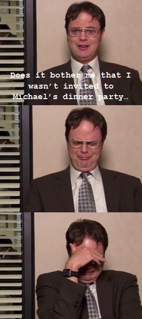 haha...Dwight K. Schrute ) Laughs) Pinterest TVs