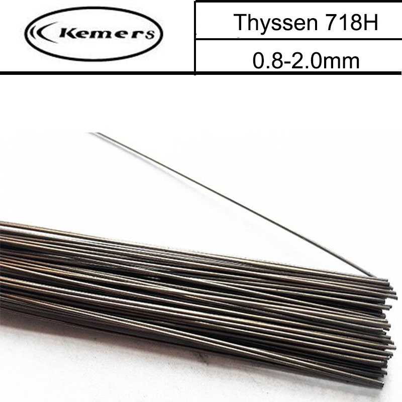 59.40$  Buy here - http://alie81.shopchina.info/go.php?t=32793524421 - 1KG/Pack Kemers Mould welding wire Thyssen 718H for Welders (0.8/1.0/1.2/2.0mm) T012011 59.40$ #buychinaproducts