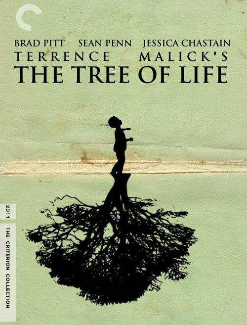 Fake Criterion Cover For The Tree Of Life Movie Covers Movie Posters Film Posters