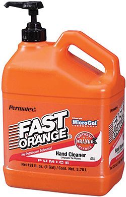 Fast Orange Hand Cleaner The Only Stuff I Know That Can