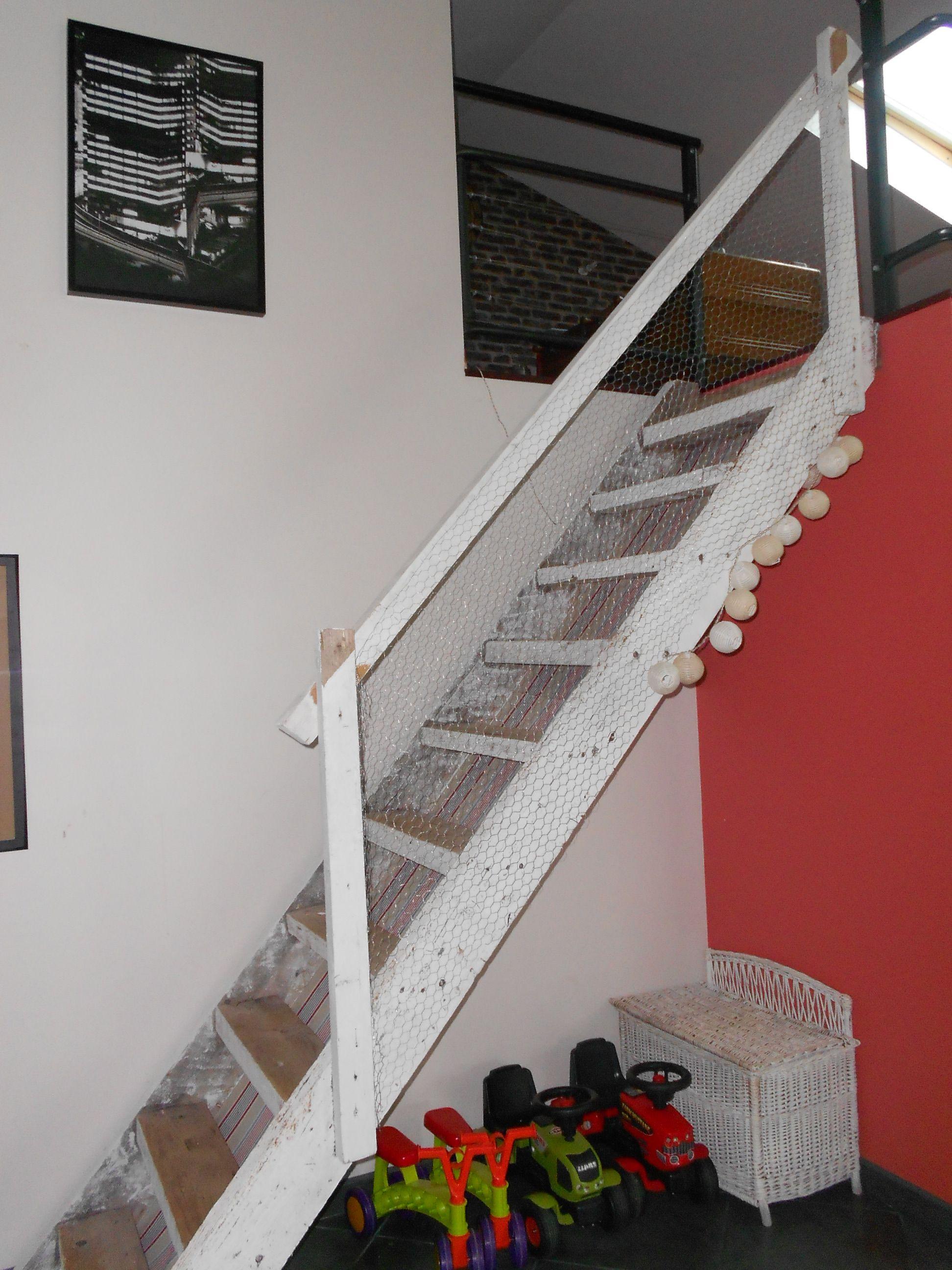 filet de protection mezzanine. Black Bedroom Furniture Sets. Home Design Ideas