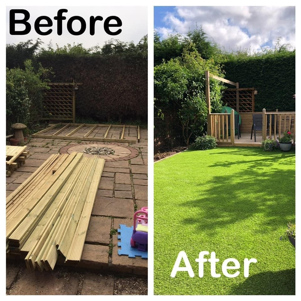 Talk to our Artificial Grass experts today and get your