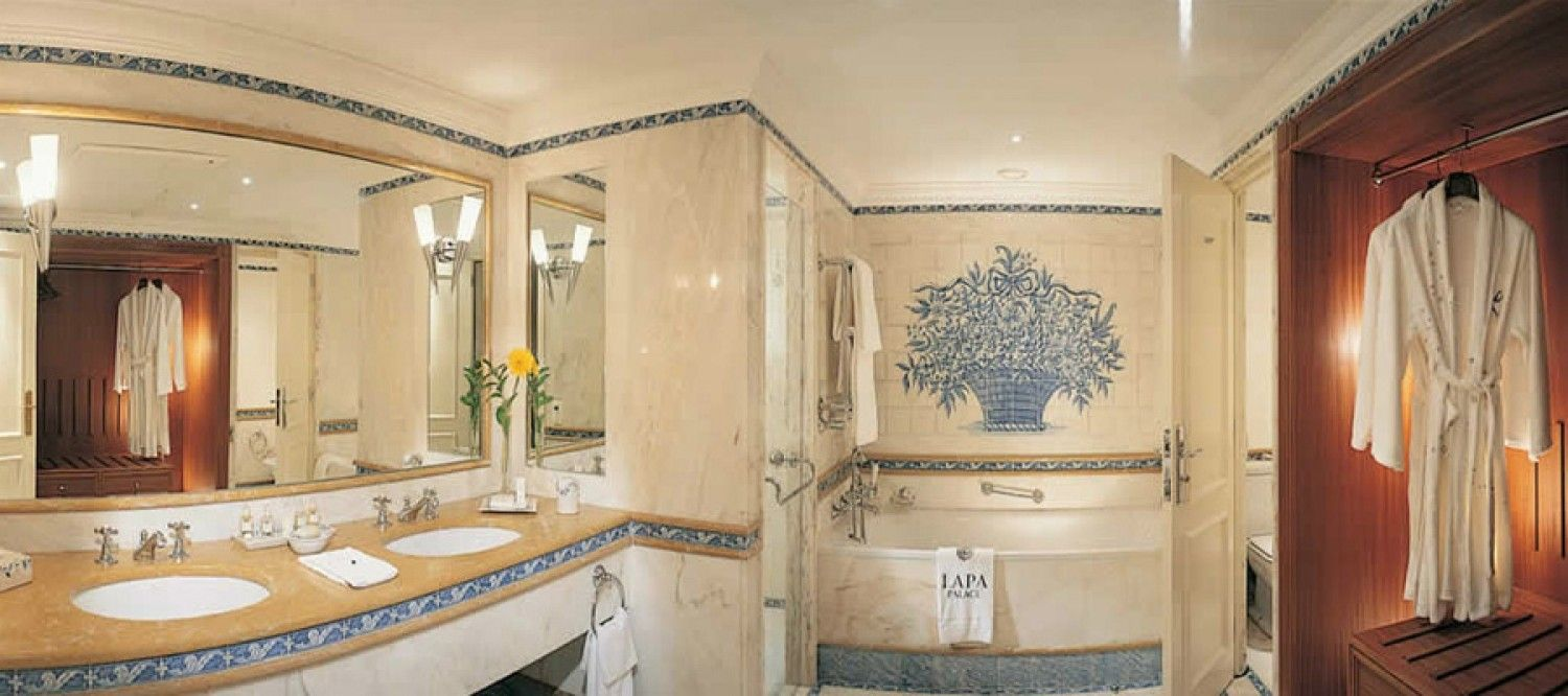 In the Lap of Luxury in Lisbon @ Lapa Palace. Treat yourself to a bit of luxury when visiting Lisbon City by staying at the fabulous Lapa Palace… http://www.euroadventures.net/portugal/customized-tours/deluxe-lisbon-madrid-tour.html