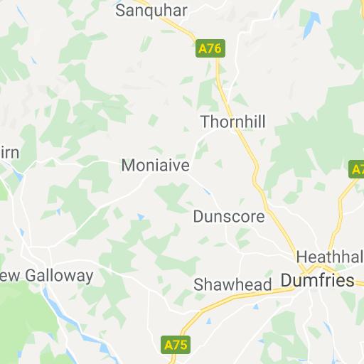Edinburgh to Stirling - Google My Maps   Maps of scotland in 2019