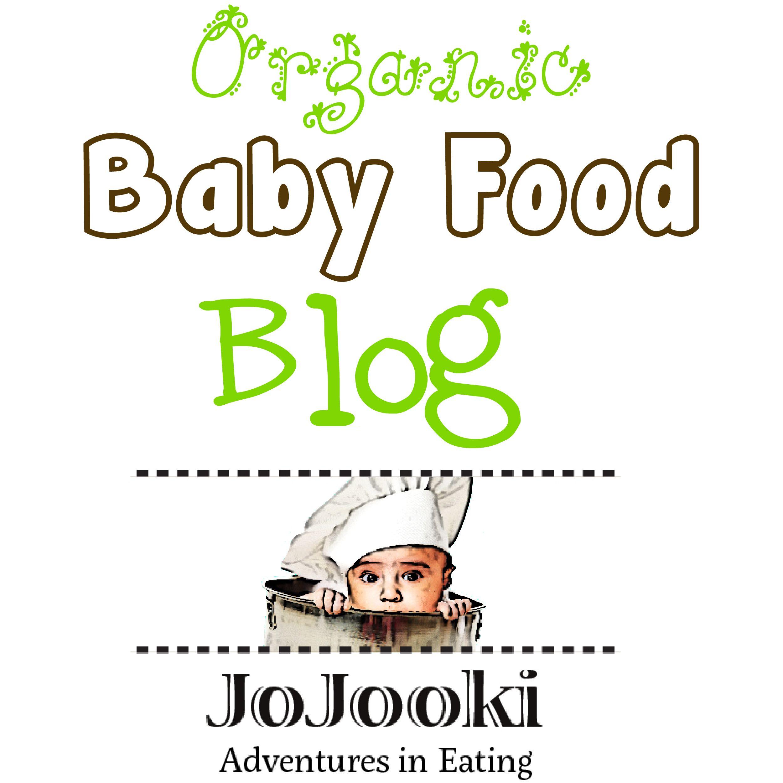 A whole blog dedicated to organic homemade baby food!