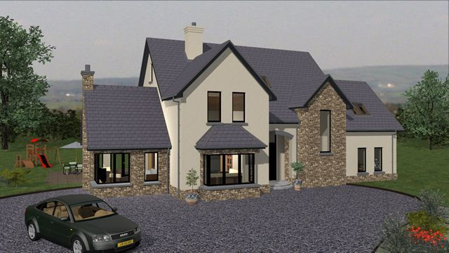 House Plans Ireland Two Storey Google Search House Architecture