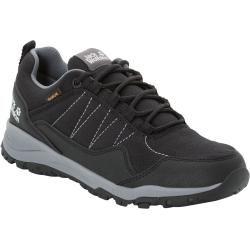 Jack Wolfskin Wasserdichte Allrounder Schuhe Frauen Maze Texapore Low Women 35,5 schwarz Jack Wolfsk