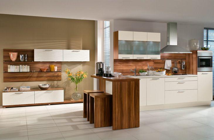 Offeneküche #Wohnküche #Kücheninsel #Holzküche wwwkueche-code - bilder offene küche
