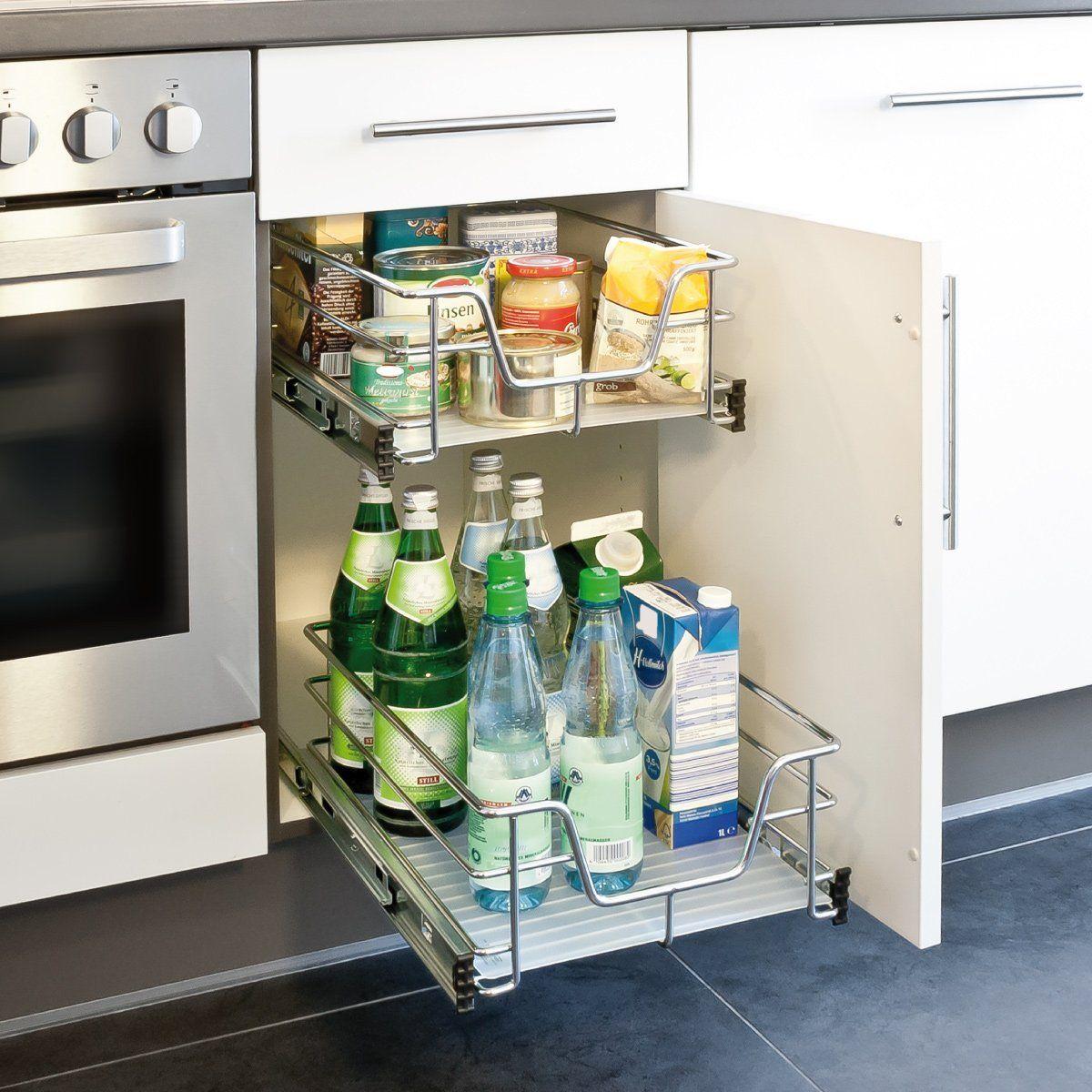 Einfach nur praktisch um Ordnung in die Küchenschränke zu bekommen ...