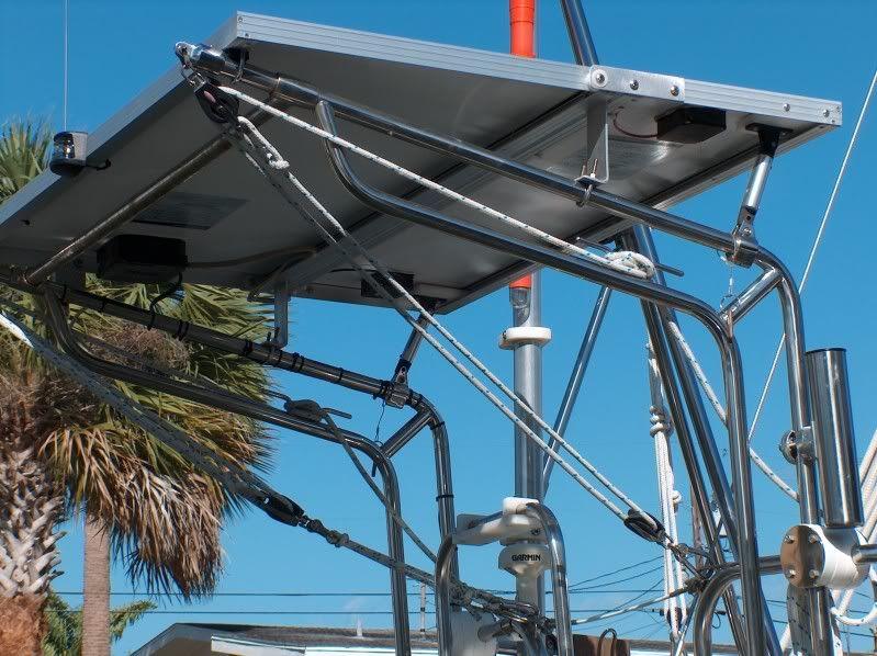 Solar Panel Mounting Hardware Sailnet Community Solar Panels Solar Energy Panels Solar Heating