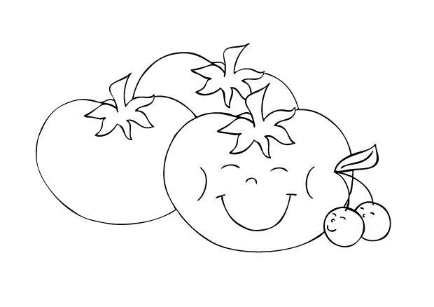 Imprimer Des Coloriages De Fruits Coloriage Tomates Et Cerises Coloriage Fruits Coloriage Coloriage A Imprimer