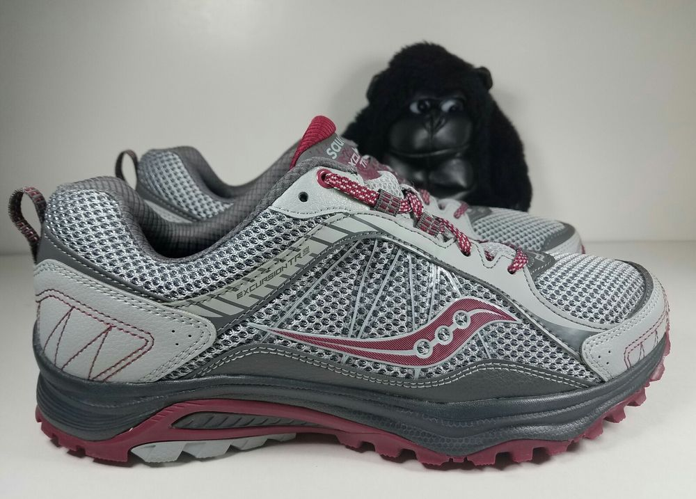 eb2d0397a3 Women's Saucony Excursion TR 9 S15259-13 Wide Running Training shoes ...