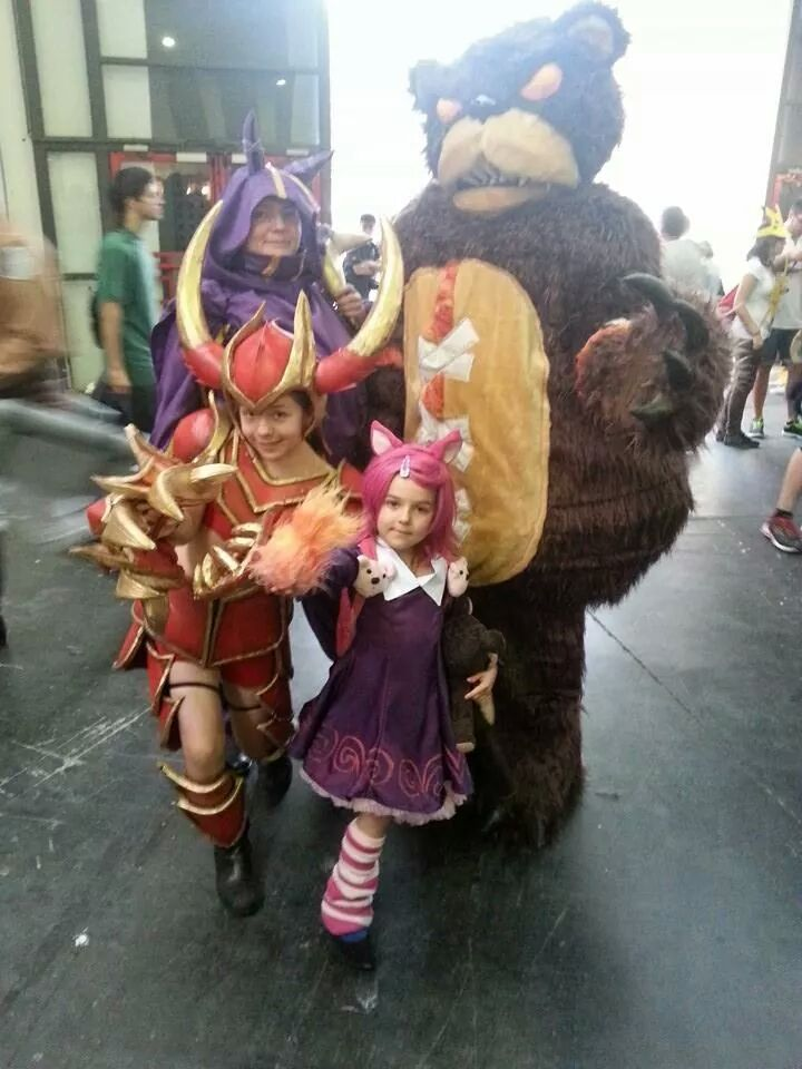 Kennen league of legends sexy costume