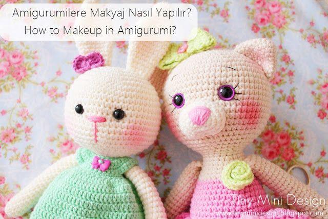 Amigurumi Yapılışı : Amigurumi örgü oyuncak amigurumi tavşan yapılışı amigurumi free