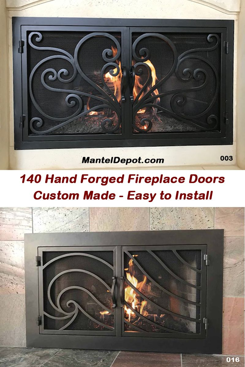 Are You Still Using The Outdated Bi Fold Fireplace Doors That