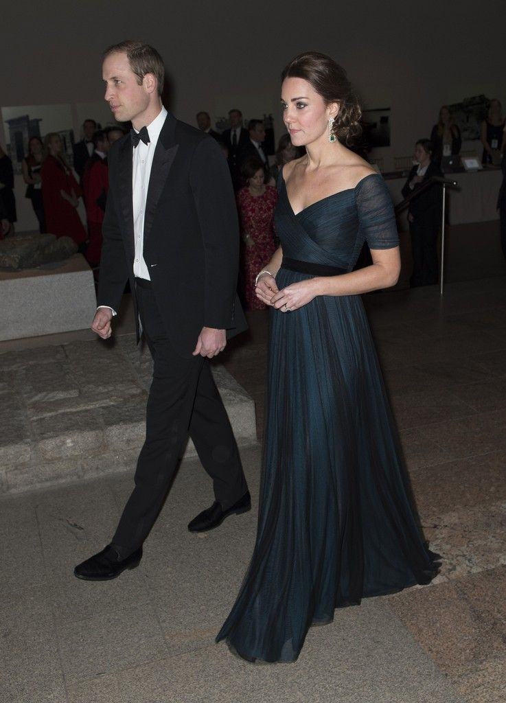William and Kate attend St Andrews University 600th