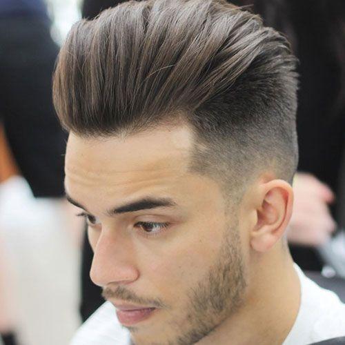 sexy Hair style womens man