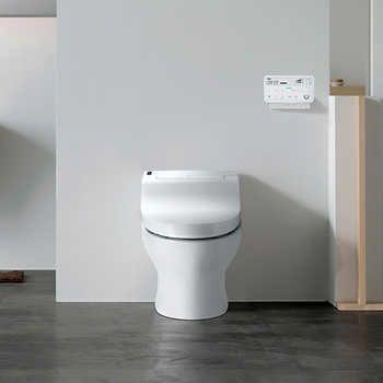Bio Bidet Uspa Integrated Advanced Bidet Toilet With Images