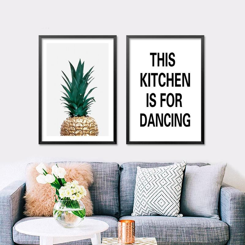Posters And Prints Wall Art Canvas Painting Wall Pictures For ...