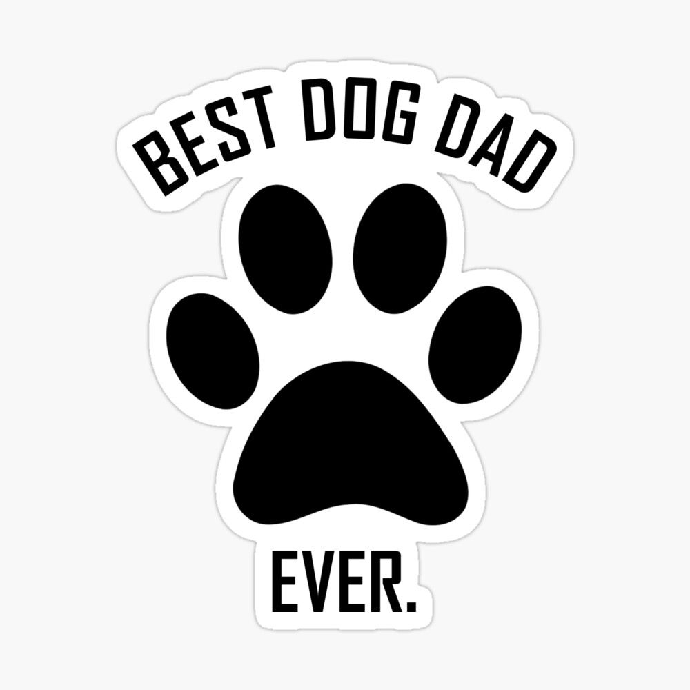 best father's day gift from dog